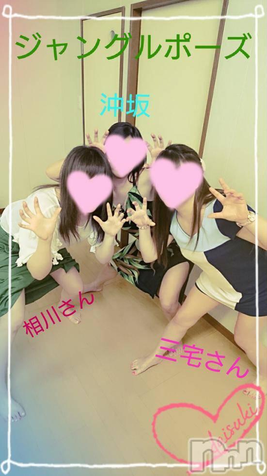 三条デリヘル人妻じゅんちゃん(ヒトヅマジュンチャン) 沖坂りょう(45)の7月7日写メブログ「ガチョーンじゃないよ(笑)」
