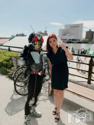 古町ガールズバーカフェ&バー KOKAGE(カフェアンドバーコカゲ) あゆの8月19日写メブログ「仮面ライダーさん!!」