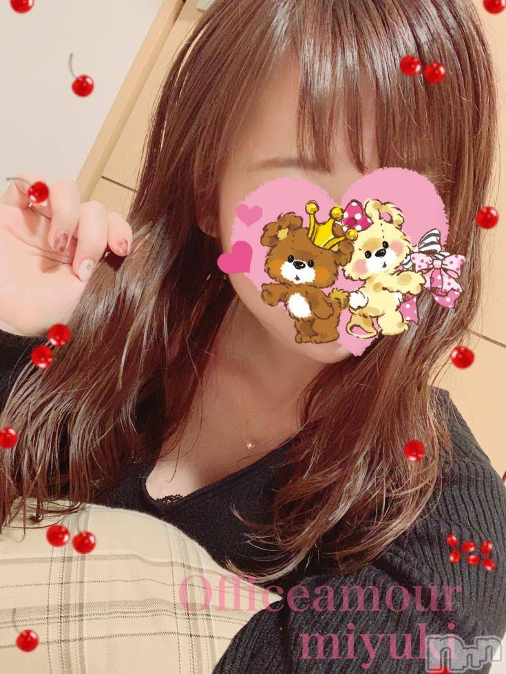 新潟デリヘルOffice Amour(オフィスアムール) 美雪(29)の10月31日写メブログ「アプリでお手軽ハロウィーン❥」