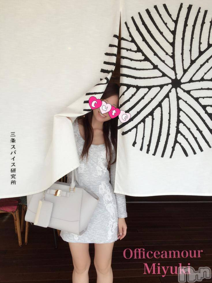 新潟デリヘルOffice Amour(オフィスアムール) 美雪(29)の11月20日写メブログ「今年は何回いけるかな(∩´∀`∩)」