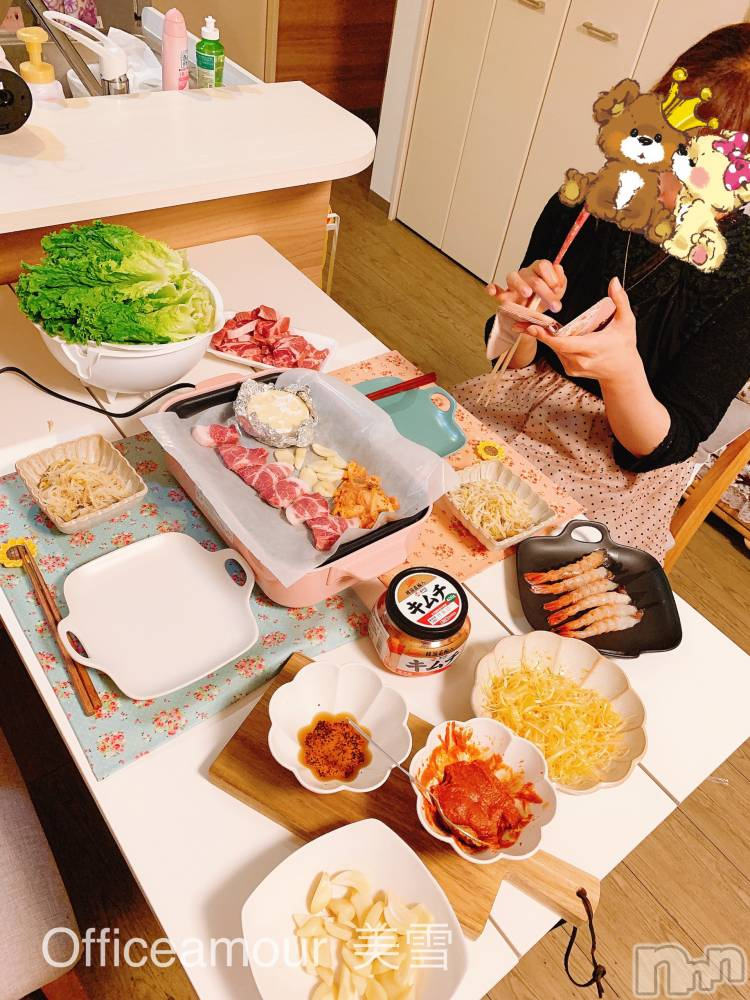 新潟デリヘルOffice Amour(オフィスアムール) 美雪(29)の5月30日写メブログ「お家ごはん大好き♡