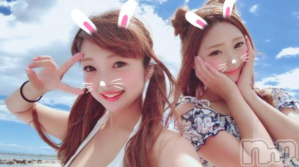 新潟駅前キャバクラClub NOA(クラブノア) 葵 日向の8月10日写メブログ「ダブル葵」