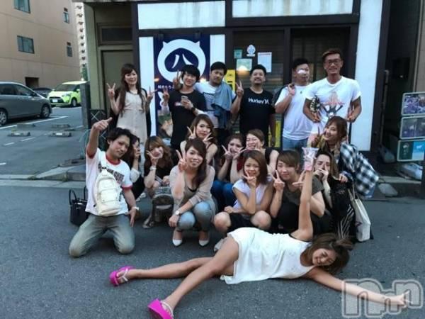 新潟駅前キャバクラCLUB ALBATROSS(アルバトロス) あおいの7月22日写メブログ「アルバ集合!!」