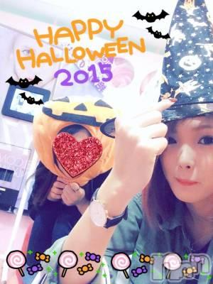 新潟駅前ガールズバーカフェ&バー こもれび(カフェアンドバーコモレビ) なみの10月22日写メブログ「ハロウィン」