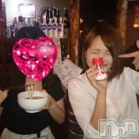 新潟駅前ガールズバーカフェ&バー こもれび(カフェアンドバーコモレビ) なみの7月9日写メブログ「笑ってる顔」