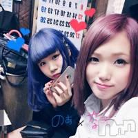 新潟駅前ガールズバーカフェ&バー こもれび(カフェアンドバーコモレビ) なみの3月12日写メブログ「青×ピンク」
