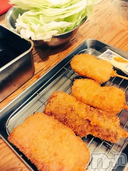 新潟駅前キャバクラDiletto(ディレット) みかの10月10日写メブログ「串カツ」