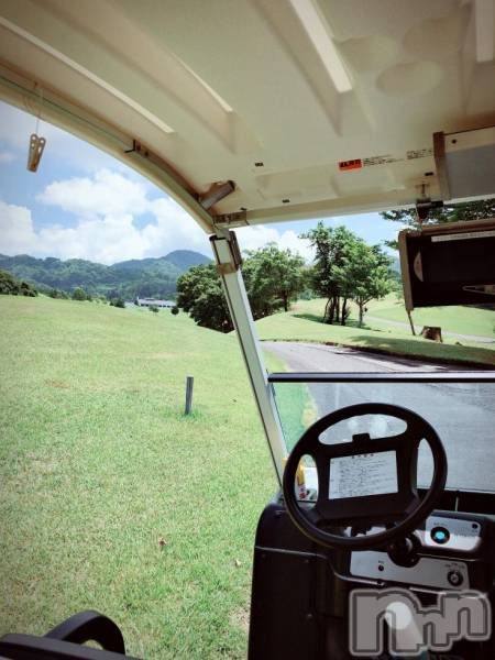 殿町キャバクラclub visee(クラブ ヴィセ) 月野あかりの7月15日写メブログ「ゴルフのあかりんは薄化粧w」