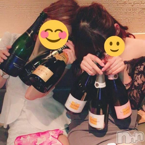 新潟駅前キャバクラClub NOA(クラブノア) 結城リカの7月18日写メブログ「♡シャンパン♡」