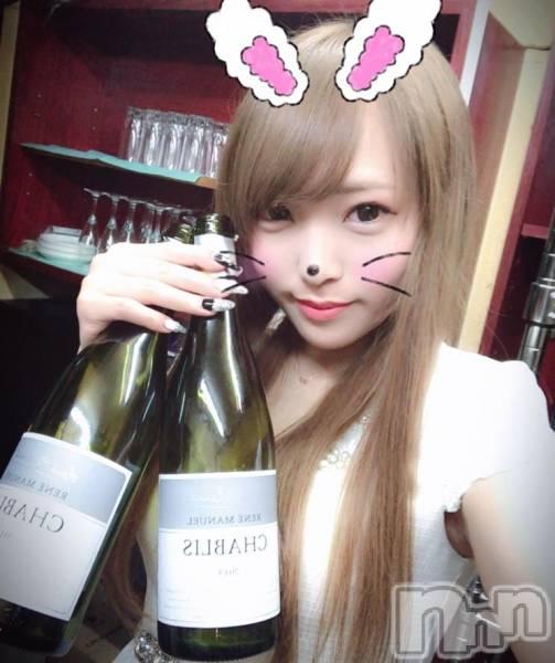 新潟駅前キャバクラClub NOA(クラブノア) 結城リカの11月8日写メブログ「白ワイン」