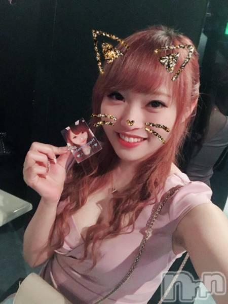 新潟駅前キャバクラClub NOA(クラブノア) 結城リカの4月25日写メブログ「自分の顔だけどうれしい」