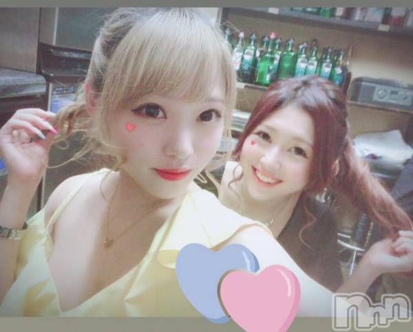 新潟駅前キャバクラClub NOA(クラブノア) 結城リカの8月9日写メブログ「なーんと」