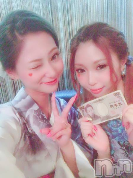 新潟駅前キャバクラLIT CLUB(リットクラブ) Rinaの8月14日写メブログ「浴衣⭐」