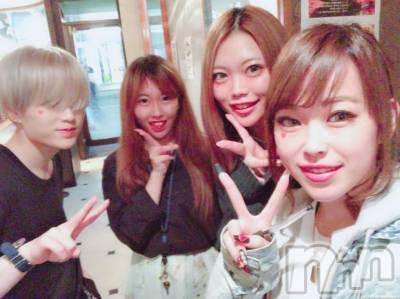 長野ガールズバーCAFE & BAR ハピネス(カフェ アンド バー ハピネス) りおんの10月29日写メブログ「女の子が…4人…ん??笑」