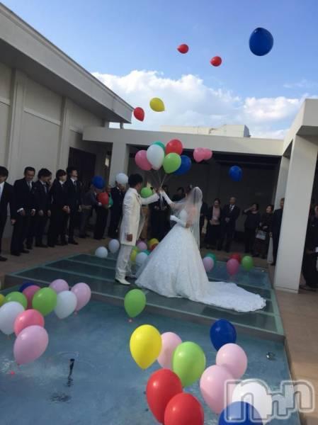 新潟駅前キャバクラLune LYNX(ルーンリンクス) SARINA氏の10月10日写メブログ「結婚式」