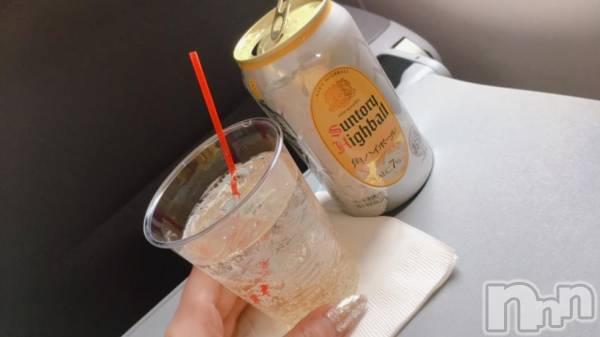 新潟駅前キャバクラLune LYNX(ルーンリンクス) SARINA氏の10月15日写メブログ「飛行機でも飲むお酒」