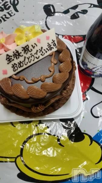 新潟デリヘルドキドキ タカギ(26)の2月28日写メブログ「お祝いいただきました(♡˘罒˘)」