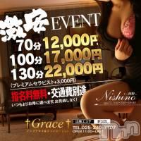 新潟メンズエステ GRACE 新潟(グレース ニイガタ)の5月7日お店速報「激安イベント開催」