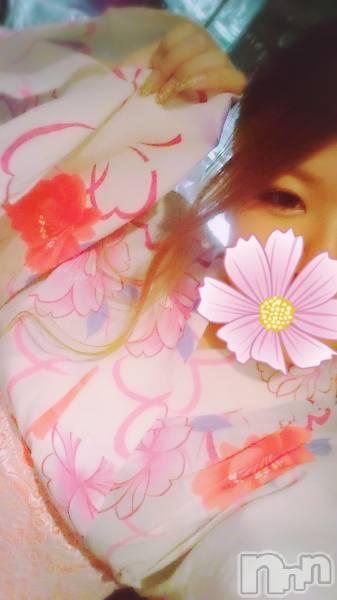 権堂スナックマスカッツ のあの8月9日写メブログ「浴衣♡♡」