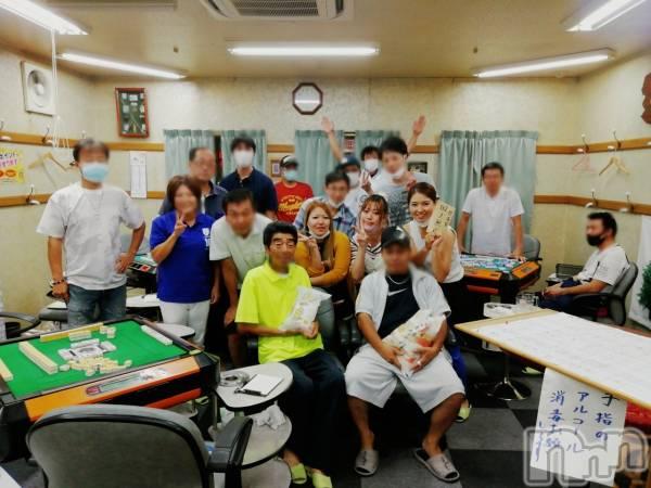 権堂スナックマスカッツ のあの9月16日写メブログ「麻雀大会🎶」