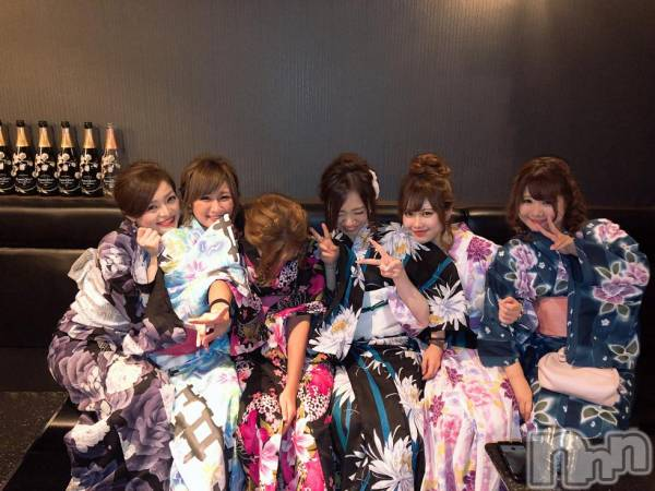 新潟駅前キャバクラClub Lalah(クラブ ララァ) 莉 奈の8月11日写メブログ「浴衣day❤️」