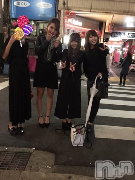 新潟駅前キャバクラClub NOA(クラブノア) 葵 日向の10月30日写メブログ「ブラックコーデ」