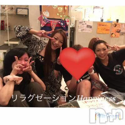 長野ガールズバーCAFE & BAR ハピネス(カフェ アンド バー ハピネス) らん(22)の8月31日写メブログ「✩初出勤✩」