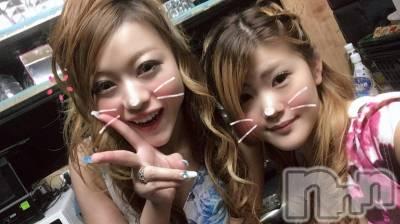 長野ガールズバーCAFE & BAR ハピネス(カフェ アンド バー ハピネス) らん(23)の8月31日写メブログ「松本なうです♡♡」