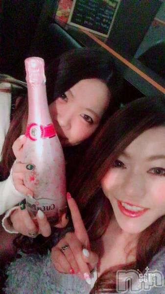 長野ガールズバーCAFE & BAR ハピネス(カフェ アンド バー ハピネス) の2018年3月14日写メブログ「限定シャンパンあるよーん☆」