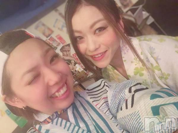 長野ガールズバーCAFE & BAR ハピネス(カフェ アンド バー ハピネス) の2018年4月16日写メブログ「わっしょい初出勤〜♪♪」