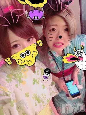 長野ガールズバーCAFE & BAR ハピネス(カフェ アンド バー ハピネス) るなの7月6日写メブログ「浴衣でわっしょーい卍卍」