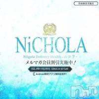 新潟デリヘル NiCHOLA(ニコラ)の1月2日お店速報「新年あけましておめでとうございます-NiCHOLA-」