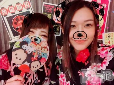 長野ガールズバーCAFE & BAR ハピネス(カフェ アンド バー ハピネス) みさの7月9日写メブログ「❤new浴衣❤」