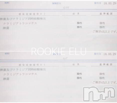 長岡デリヘルROOKIE(ルーキー) 新人☆える(18)の4月12日写メブログ「[重要]検査結果」