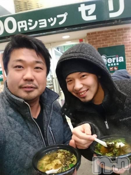 古町ホスト・ボーイズバー千夜一夜(センヤイチヤ) 克侍の2月12日写メブログ「食の陣」