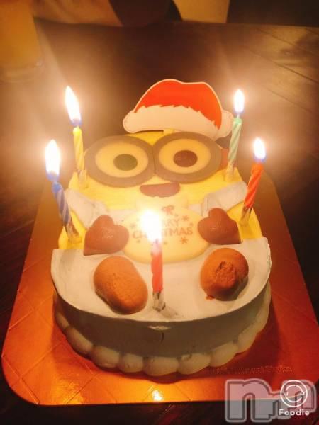 古町ガールズバーchou chou(シュシュ) ナナエの12月27日写メブログ「メリークリスマスも終わって」