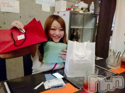 長野ガールズバーCAFE & BAR ハピネス(カフェ アンド バー ハピネス) さわ(19)の9月22日写メブログ「皆さんありがとー」