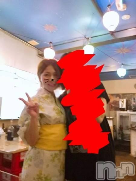 長野ガールズバーCAFE & BAR ハピネス(カフェ アンド バー ハピネス) よしたにの7月23日写メブログ「へいっわっしょーーーいっ」