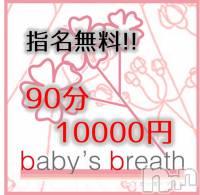 新潟駅前メンズエステbaby's breath(ベイビーズ ブレス) 店長の6月20日写メブログ「6/20本日の最短予約可能時間」