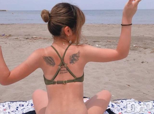 三条デリヘルDiana-ダイアナ-(ダイアナ) ここあ★看板娘(18)の3月19日写メブログ「海で青姦」