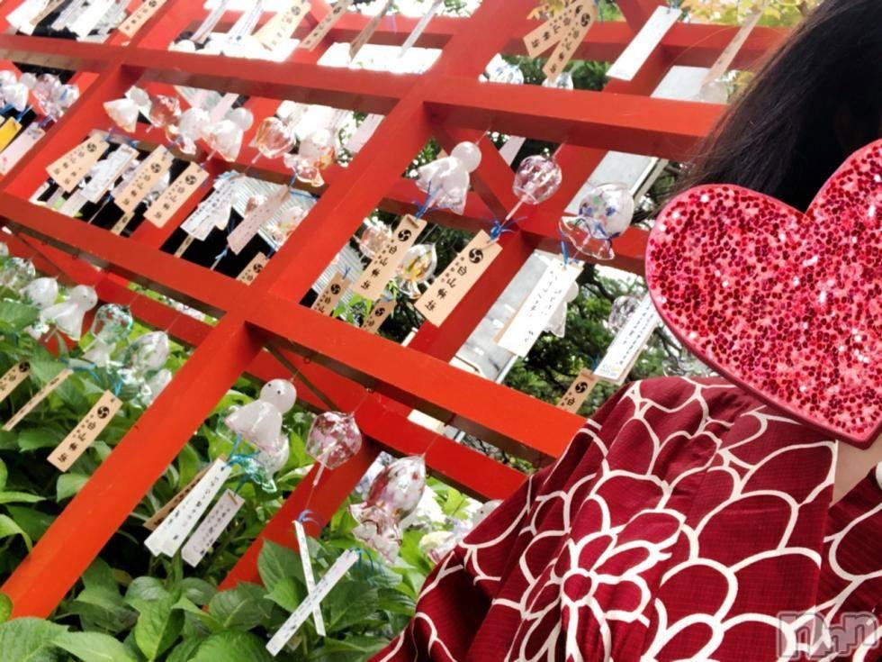 長岡デリヘルInfinity(インフィニティ) 杏樹(24)の7月12日写メブログ「夏の音」