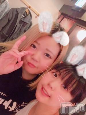 長野ガールズバーCAFE & BAR ハピネス(カフェ アンド バー ハピネス) なの(24)の4月8日写メブログ「きのうは!」