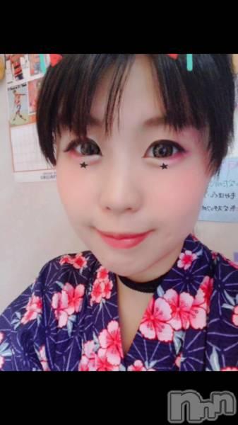 長野ガールズバーCAFE & BAR ハピネス(カフェ アンド バー ハピネス) れいなの7月8日写メブログ「昨日の甚平♪」