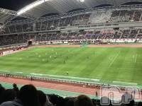 古町クラブ・ラウンジCLUB CREA(クラブ クレア) みおの10月13日写メブログ「日本代表戦」