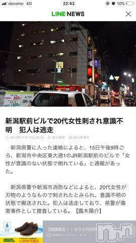 新潟デリヘル激安!奥様特急  新潟最安!(オクサマトッキュウ) えりい(32)の11月16日写メブログ「おはようございます!」