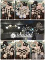 上田その他業種K&G Enterprise(ケイアンドジー エンタープライス) キラキラの8月7日写メブログ「バルーン&デザイン キラキラです☆」