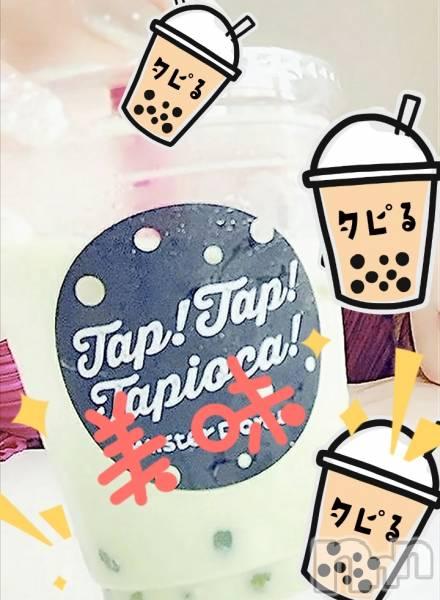 伊那キャバクラAzur Cafe(アジュールカフェ) さりなの7月5日写メブログ「☆๓(*^^*)๓タピる(笑)☆」