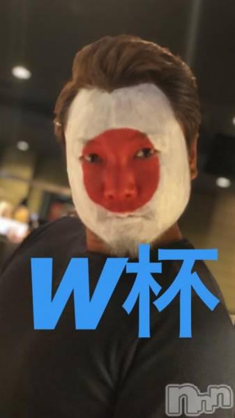新潟駅前飲食店・ショットバーALA(アーラ) chan DAIの7月2日写メブログ「W杯!!本日翌日午前5時まで営業!」