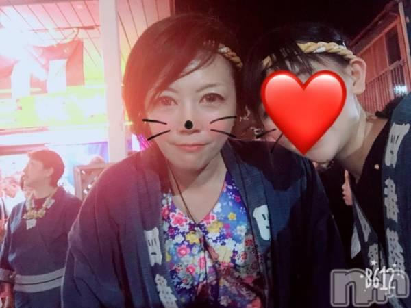 新潟駅前スナック月の雫(ツキノシズク) 高橋怜愛の8月23日写メブログ「わっしょい♡」