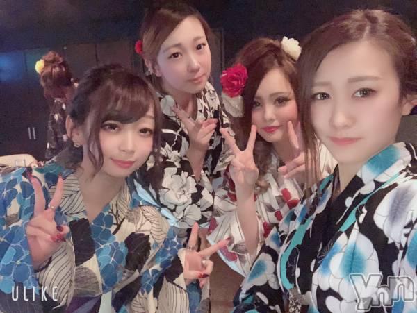 甲府キャバクラclub Nao(クラブナオ) るなの7月8日写メブログ「浴衣前半戦終了!」